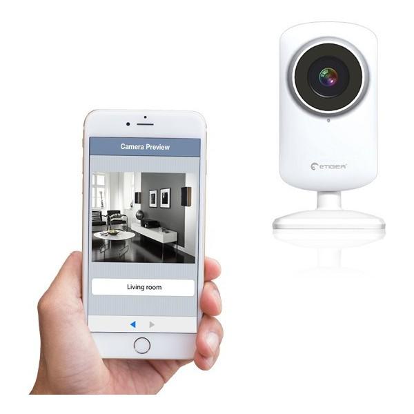 Caméra sans fil avec alerte GSM : un équipement de surveillance indispensable