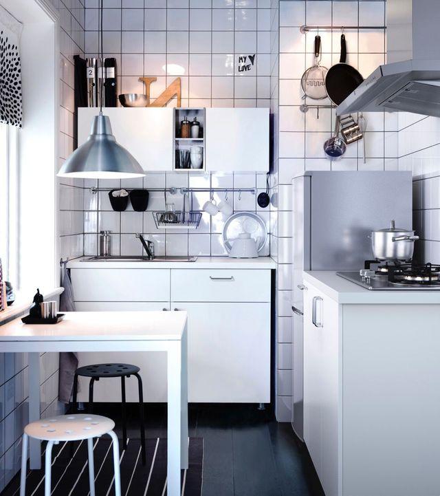 Astuces pour économiser l'espace dans sa cuisine