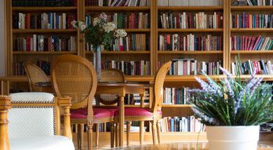 bibliotheque chez soi