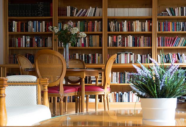 Constituez-vous une bibliothèque dans votre logement