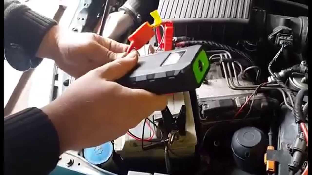 Un booster de batterie pour palier à la panne de batterie