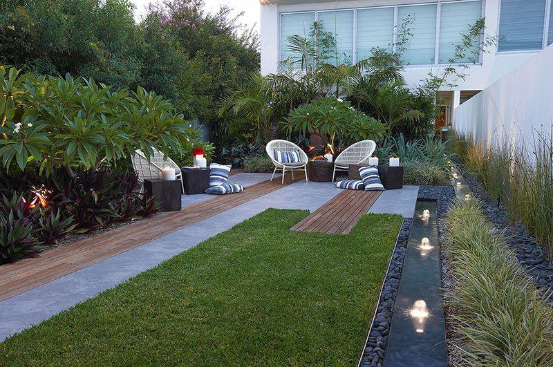 Comment aménager un jardin en longueur ?