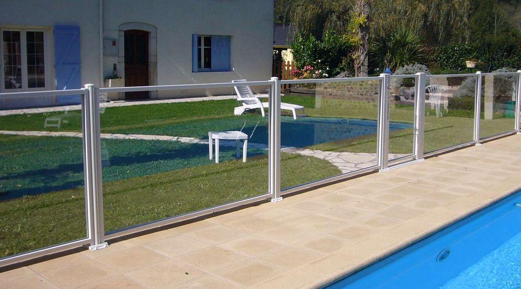 Les principales barrières pour piscines sur le marché