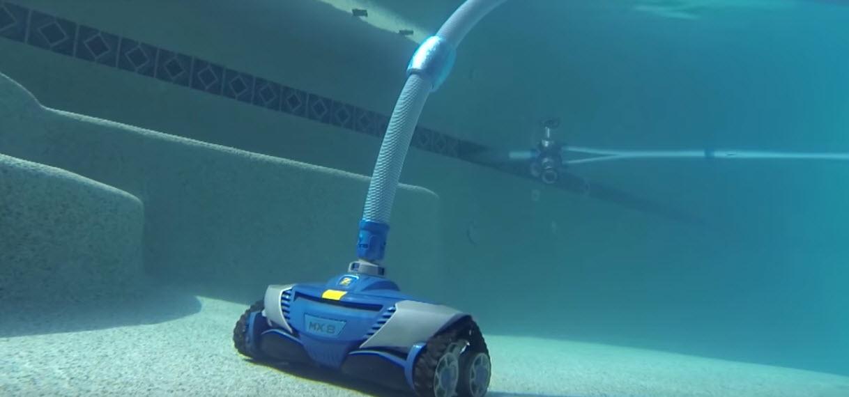 Pourquoi recourir à des robots de piscine