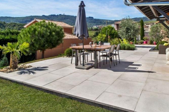 Les avantages d'avoir une terrasse