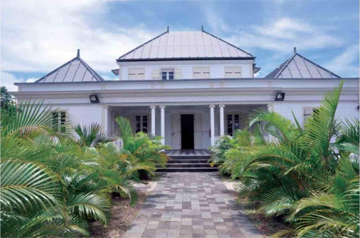 Les belles maisons réunionnaises