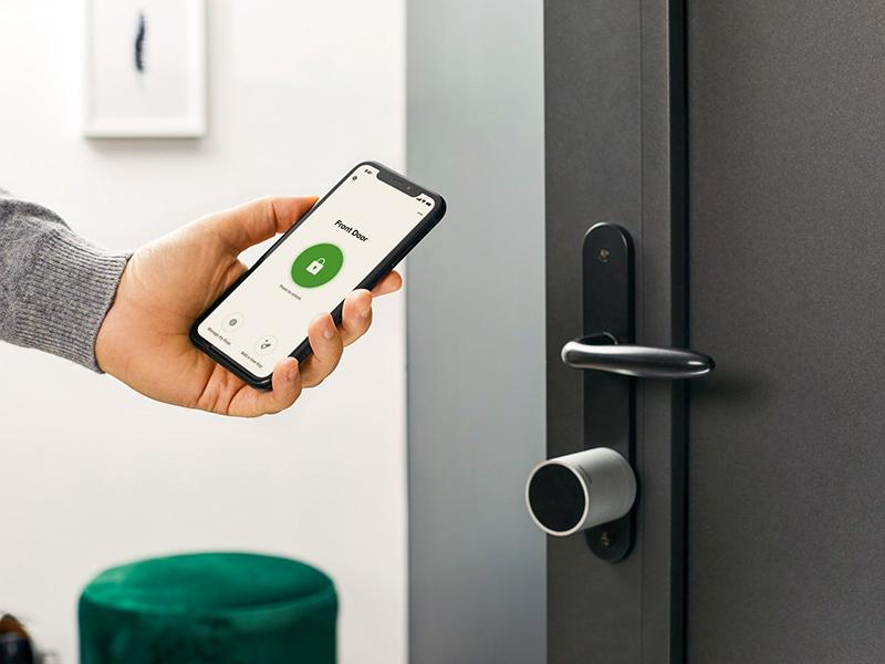 La serrure connectée pour éviter de perdre vos clés