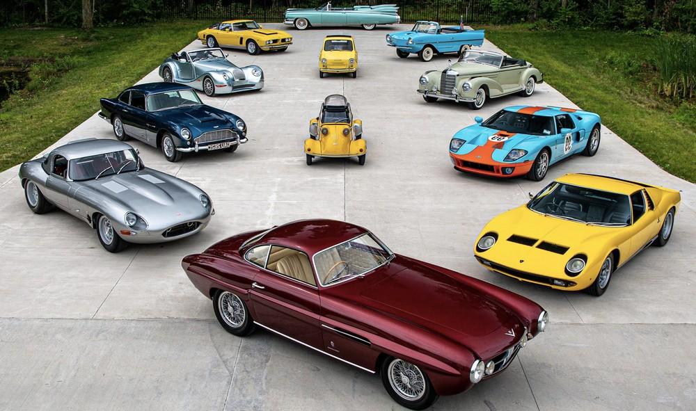 Collectionner des voitures anciennes, un investissement du 21e siècle
