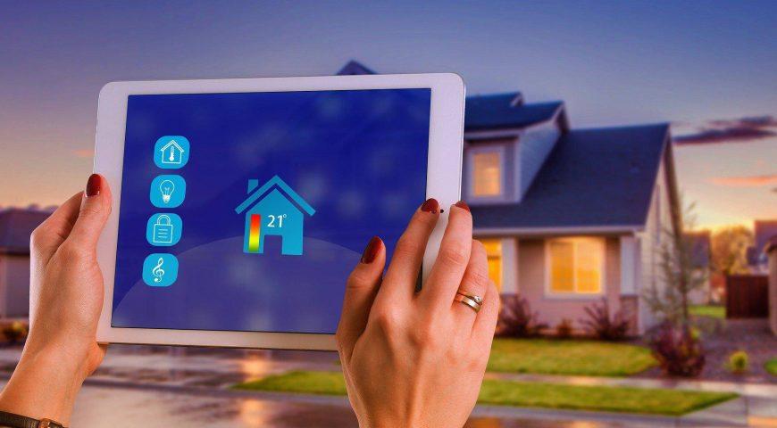 Une maison connectée pour renforcer la sécurité