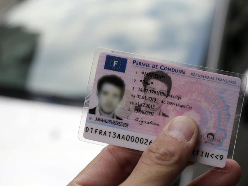 Zoom sur le permis de conduire