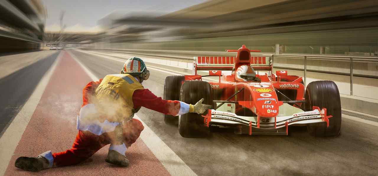 La Formule 1 : un superbe sport automobile